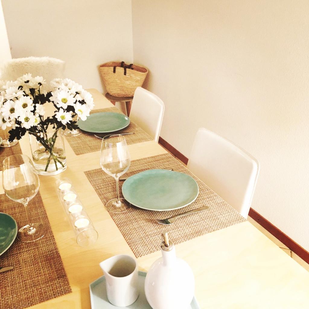 Ambiance Scandinave Et Tons Pastels Pour Cet Espace Salon Salle Manger